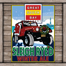 Sleigh Ryed Logo