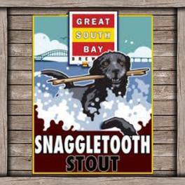 Snaggletooth Stout Logo