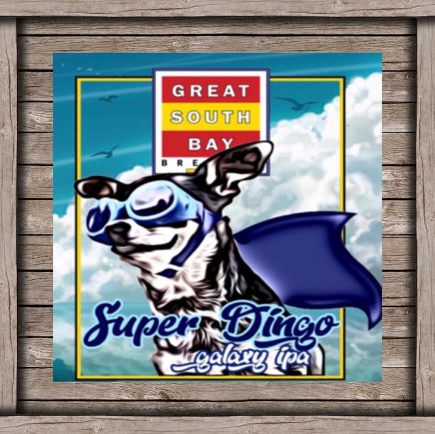 Super Dingo Logo