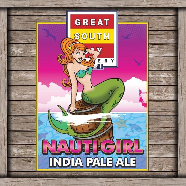 Nauti Girl Logo