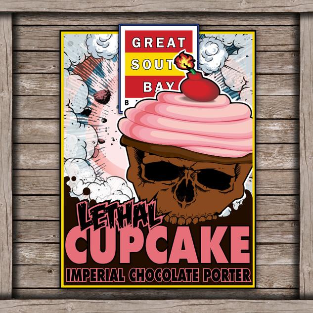 Lethal Cupcake Logo