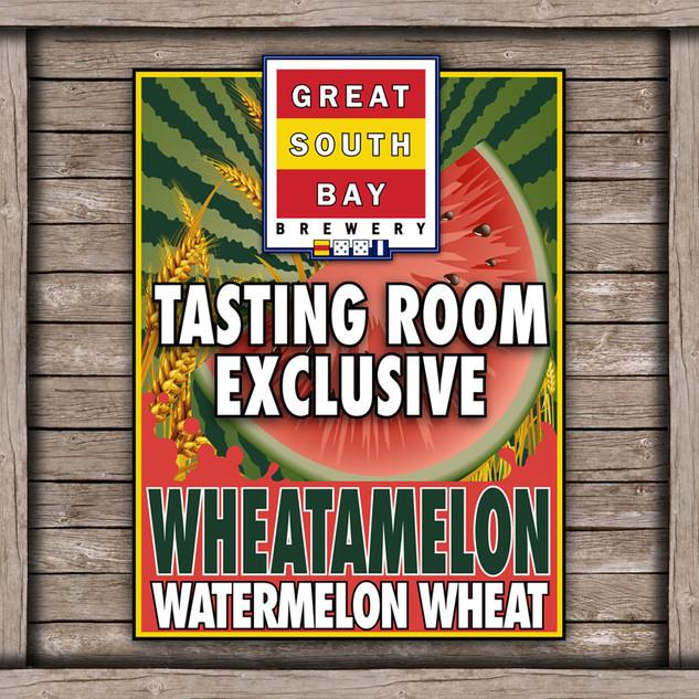 Wheatamelon Logo