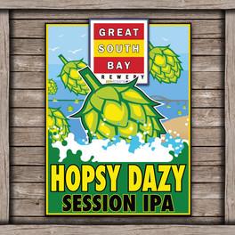 Hopsy Dazy Logo