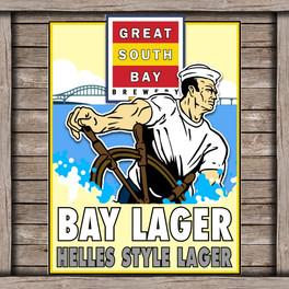 Bay Lager Logo