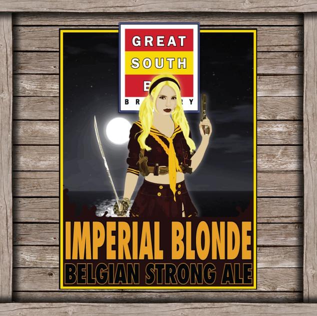 Imperial Blonde Logo