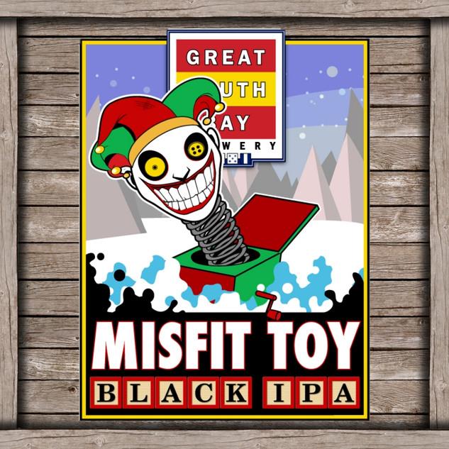 Misfit Toy Logo