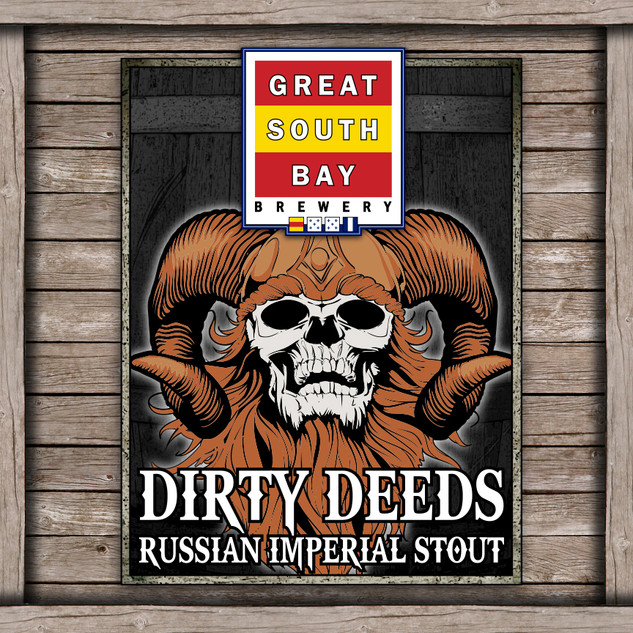 Diry Deeds Logo