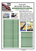 4 mm Scale Pre War Bournemouth Limited.j