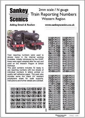 N Gauge West Reg Reporing Numbers.jpg