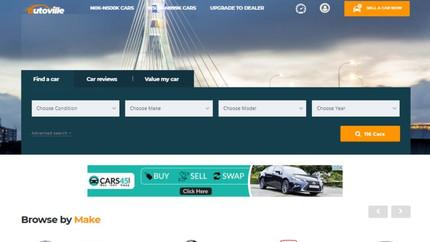 Autoville Automobile Listing Site
