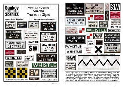 Model Railway Assorted Trackside Signs 7mm O Gauge.jpg