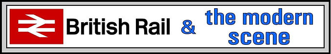Page Header British Rail and current 3.j