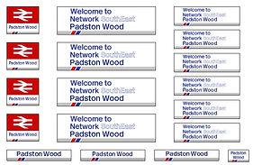 N Gauge Network SouthEast EXAMPLE Detail