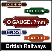 Web button British Railways Station O Ga