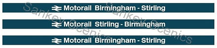 8Web Pic Motorail Boards Birmingham to S