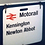 Thumbnail: 4mm Motorail Destination Panels: Bristol, Newcastle