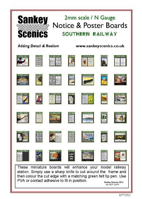 2mm SR Notice & Poster Boards