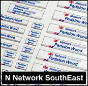 Web button Network SouthEast Station N.j