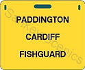 Side Panel Yellow Padd Cardiff Fishguard