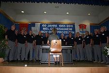 60 Jahre Chorfreundschaft mit Dorfprozel