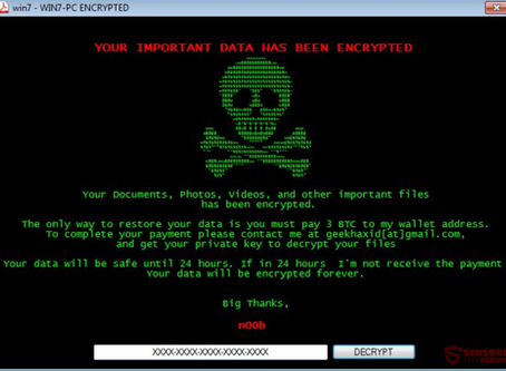 Ransomware. Are you Safe?
