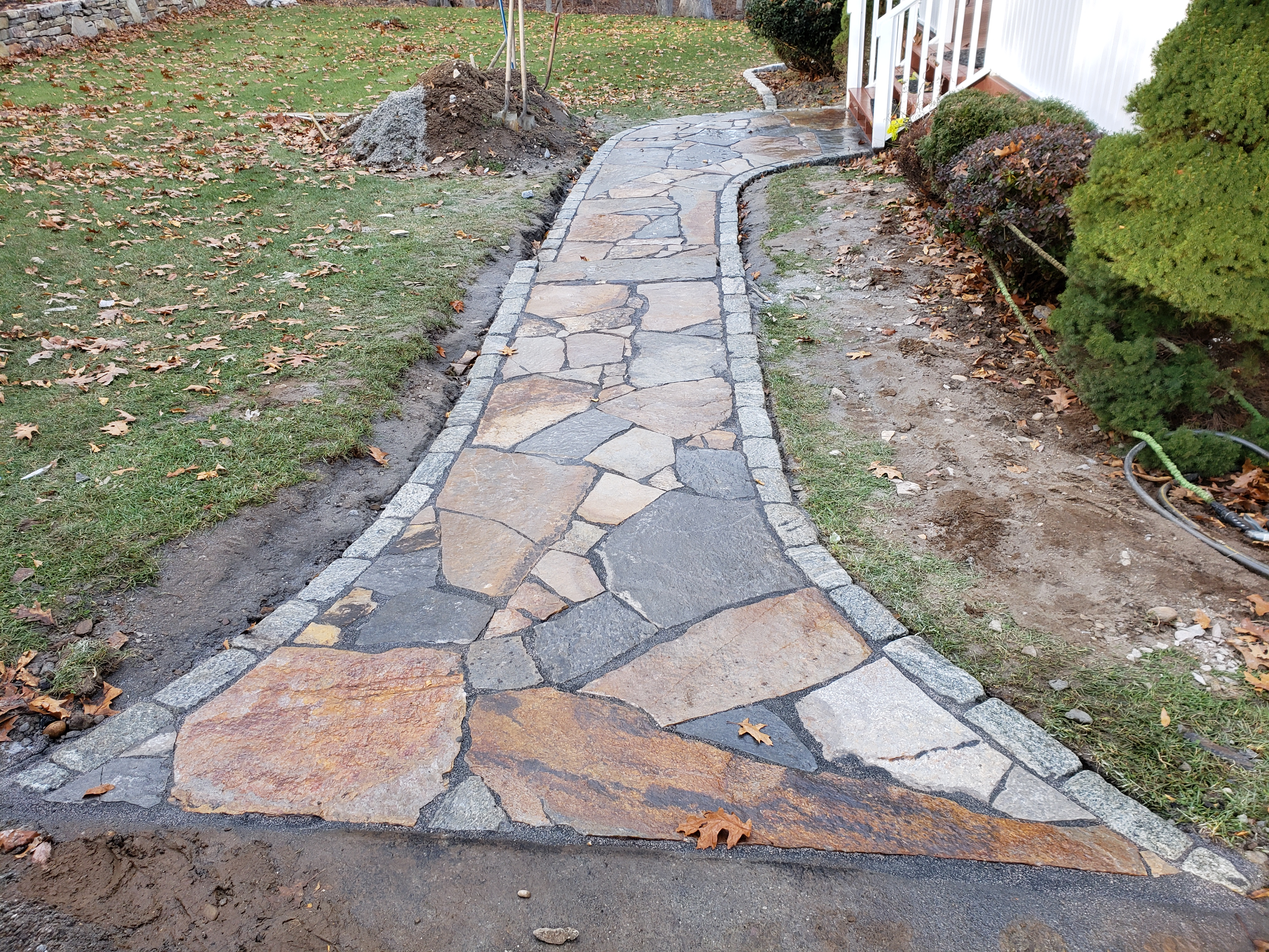 Mularkey walkway