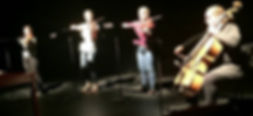 IMAGINATION DEAD IMAGINE - Quartet Nouveau - Batya MacAdam-Somer, Missy Lukin, Annabelle Terbetski, Elizabeth Brown