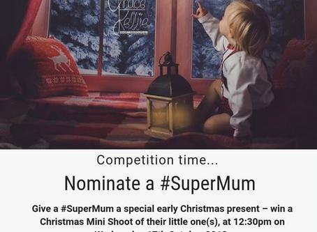 Congratulations #Supermum