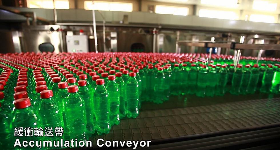 015.Accumulation Conveyor