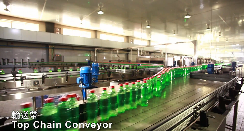 016.Top Chain Conveyor