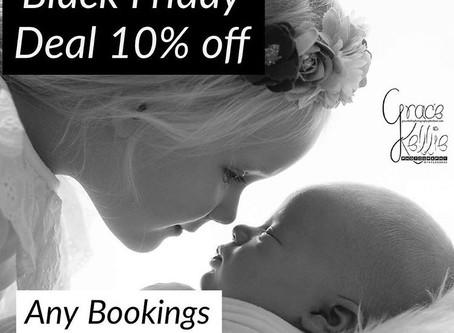 Black Friday 10% discount