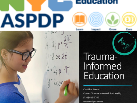 Trauma-Informed Care Course for NYC Teachers!
