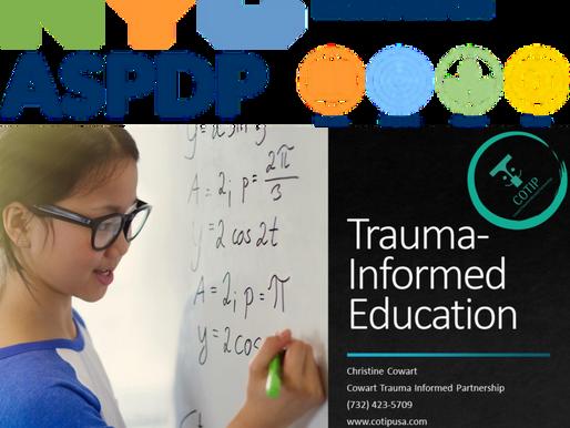 Trauma-Informed Care Course for NYC Teachers!