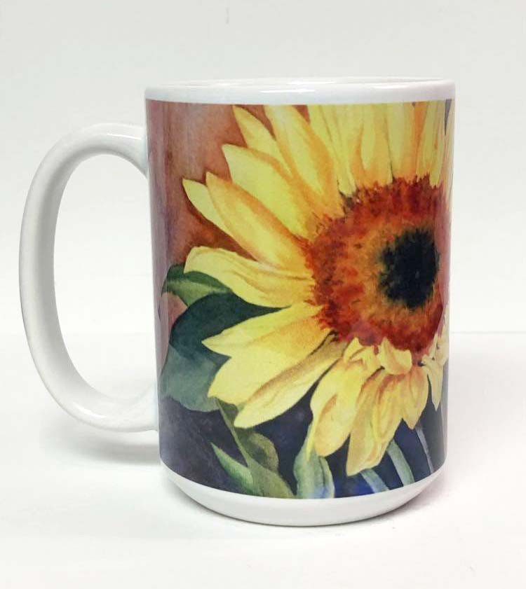 Sunflower Coffee Mug_1