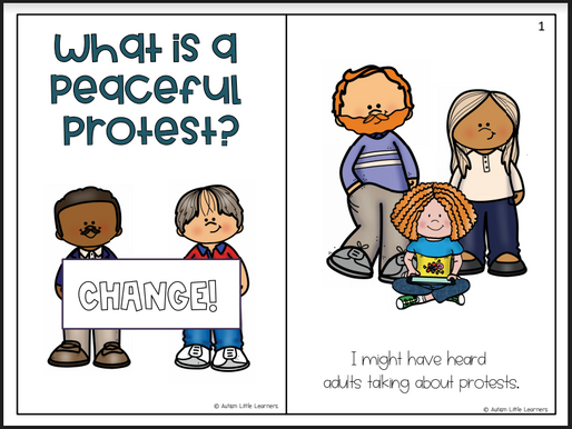 Resource To Help Children Understand Current Events