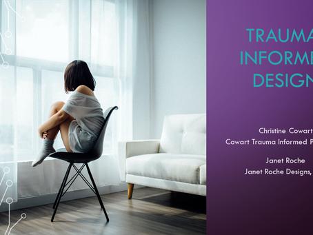 Helping to Bring Trauma-Informed Design to Survivors of Human Trafficking