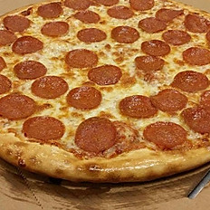 "12"" Pepperoni Pizza"