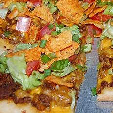 """12"""" Taco Pizza"""