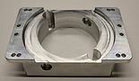 CNC Milled Part 6061 Aluminum