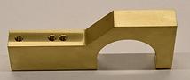 CNC Milled Part Brass