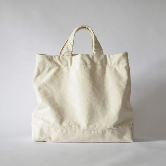 eighth note - totebag (natural)