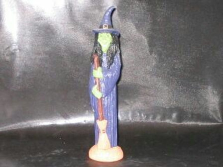 Witch Pencil Figure