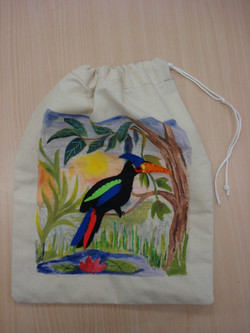 Year 7 Jungle Bag