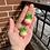Thumbnail: Miniature Turnip Earrings
