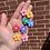 Thumbnail: Mismatched Flower Dangles