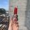 Thumbnail: Miniature Rosy Red Bong