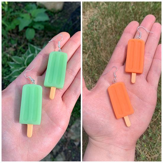 Coolest Popsicle Earrings