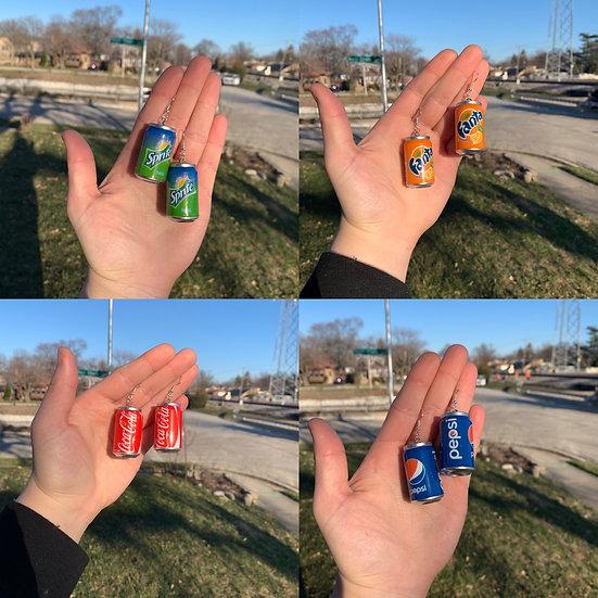 Miniature Pop Cans