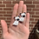 Thumbnail: Golden Pug Earrings