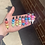 Thumbnail: Rainbow Heart Clips
